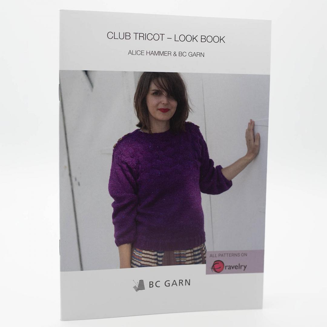 BC Garn Look Book-Club Tricot