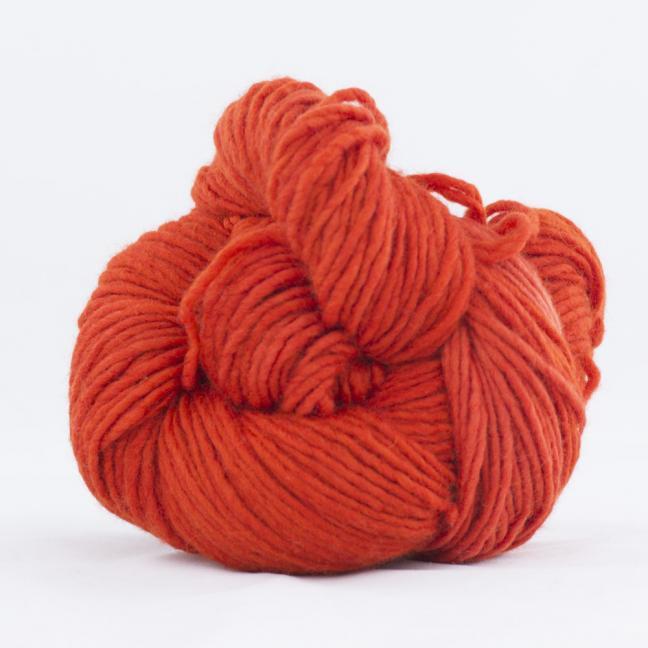 Manos del Uruguay Maxima handgefärbt 100g Auslauffarben Zinnia