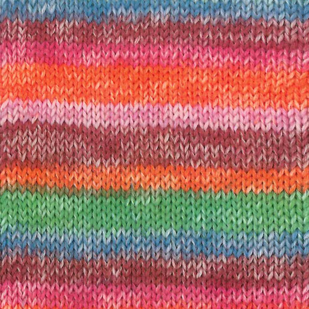Kremke Soul Wool Edelweiss 4fach 100 Klatschmohn