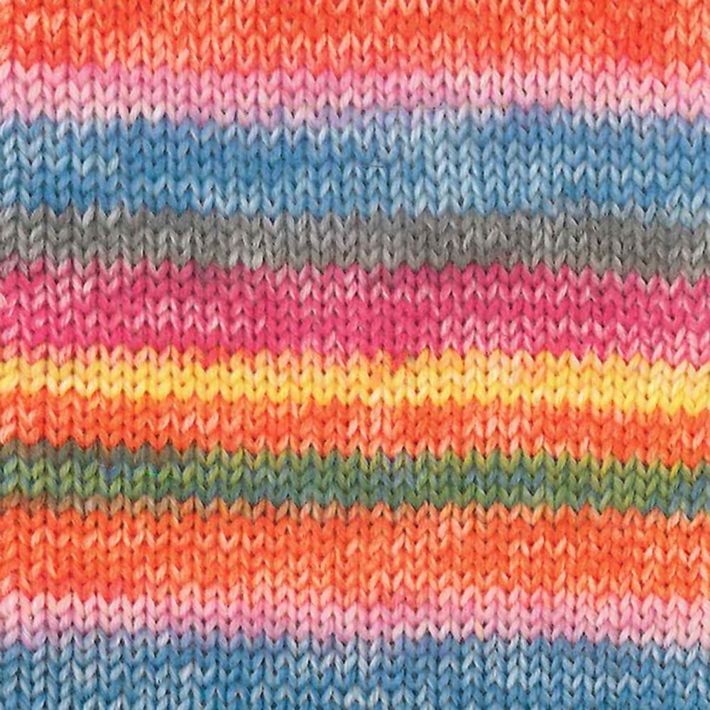 Kremke Soul Wool Edelweiss 4fach 100 Morgenröte