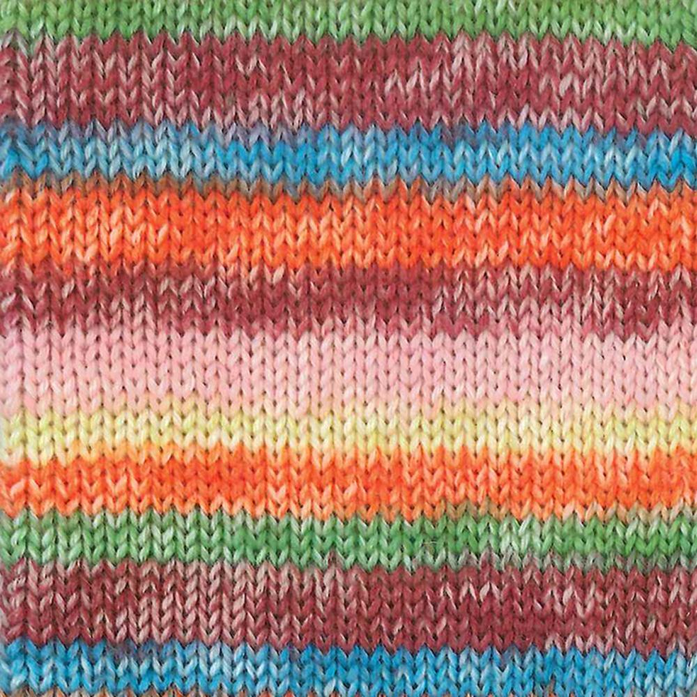 Kremke Soul Wool Edelweiss 4fach 100 Abendrot