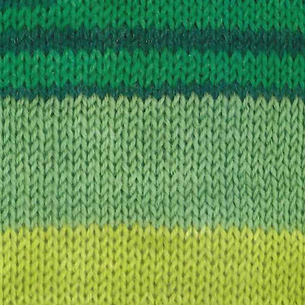 Kremke Soul Wool Edelweiss 6fach 150 Grüne Blätter