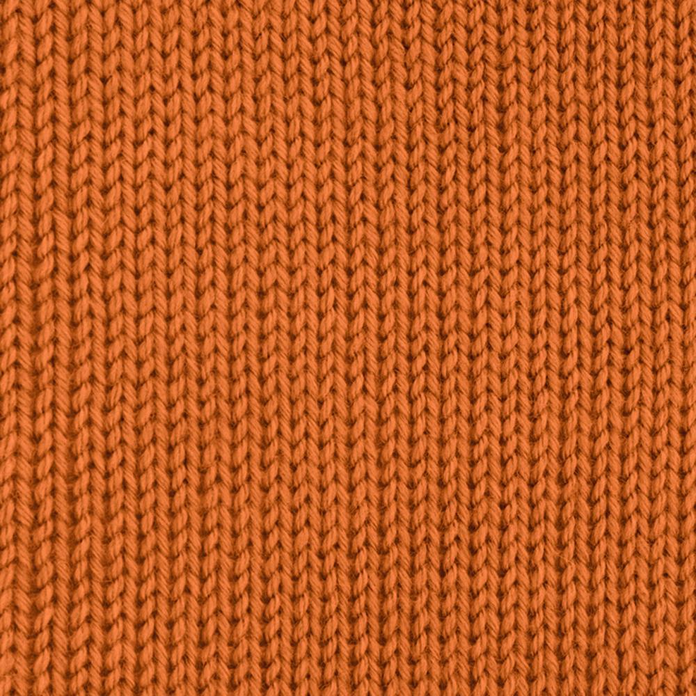 Kremke Soul Wool Edelweiss 4fach Kaschmir 50g Orange