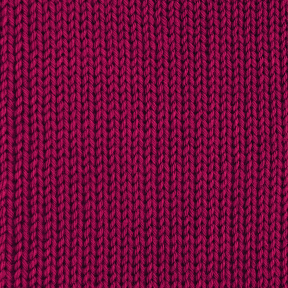 Kremke Soul Wool Edelweiss 4fach Kaschmir 50g Kirschrot