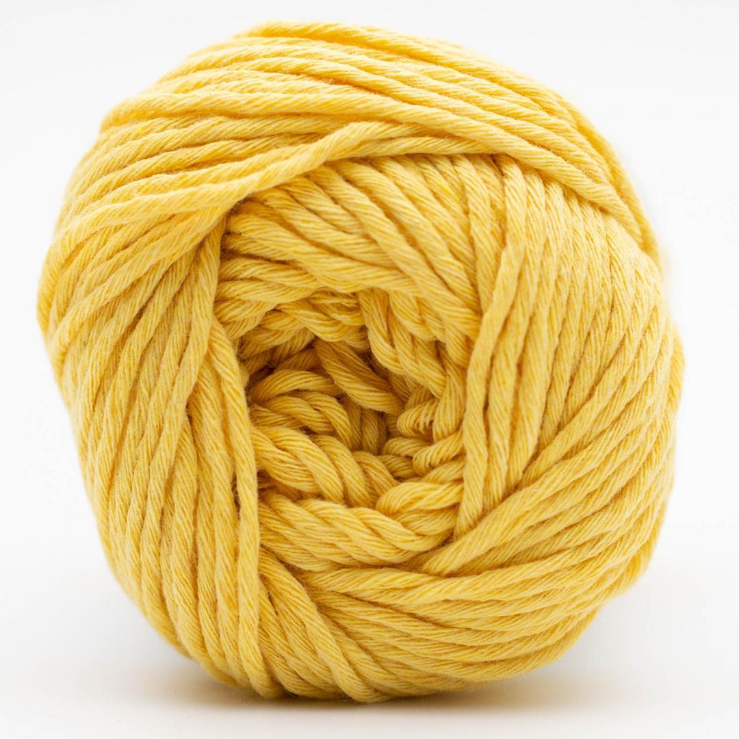Kremke Soul Wool Karma Cotton recycled Yellow