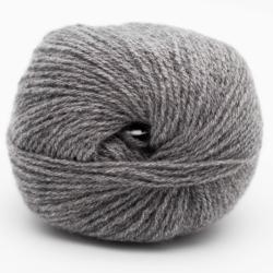 Kremke Soul Wool Eco Cashmere Fingering Mittelgraumeliert