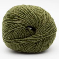 Kremke Soul Wool Eco Cashmere Fingering Pappelgrün