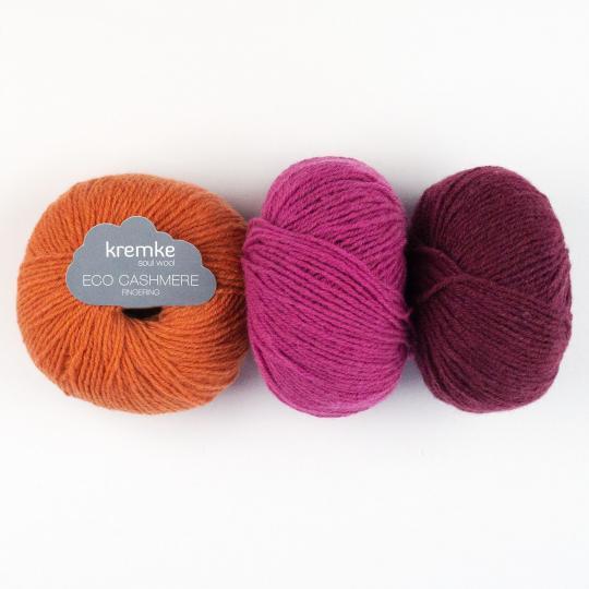 Kremke Soul Wool Eco Cashmere Fingering