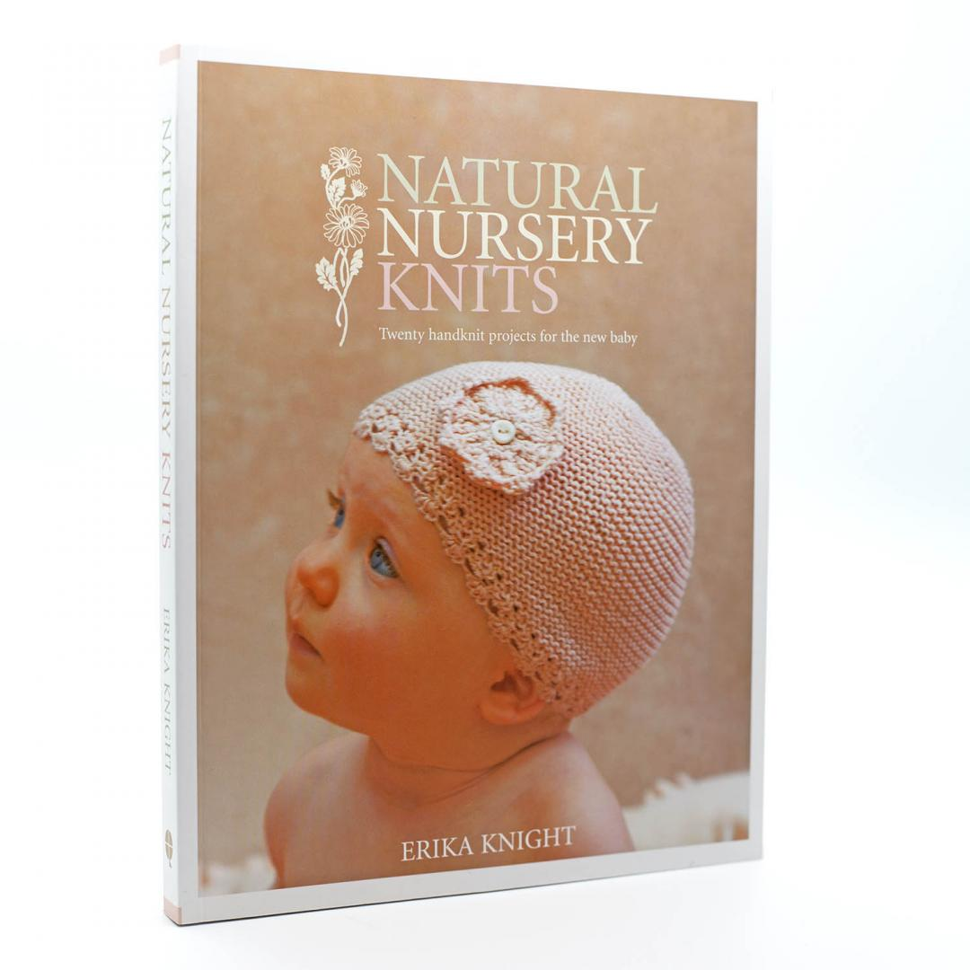 Erika Knight Buch Natural Nursery Knits