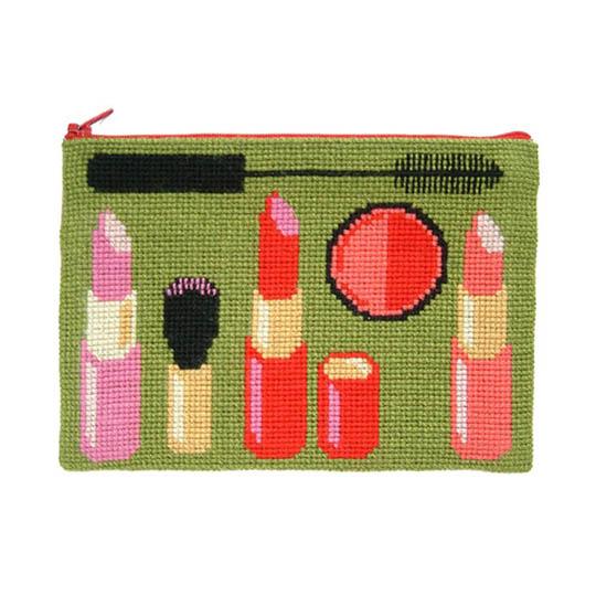 Fru Zippe Lippenstift Kosmetiktasche 71-0388