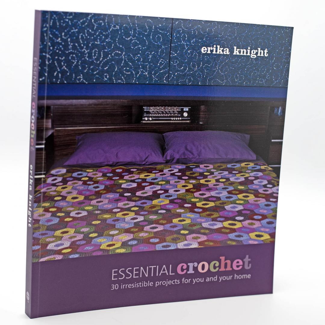 Erika Knight Buch Essential Crochet
