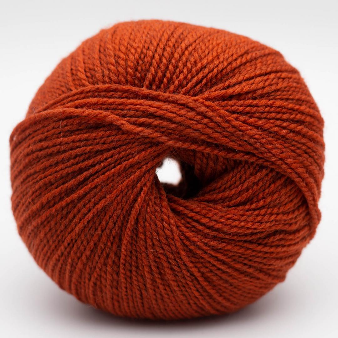 BC Garn Semilla GOTS Burnt Orange