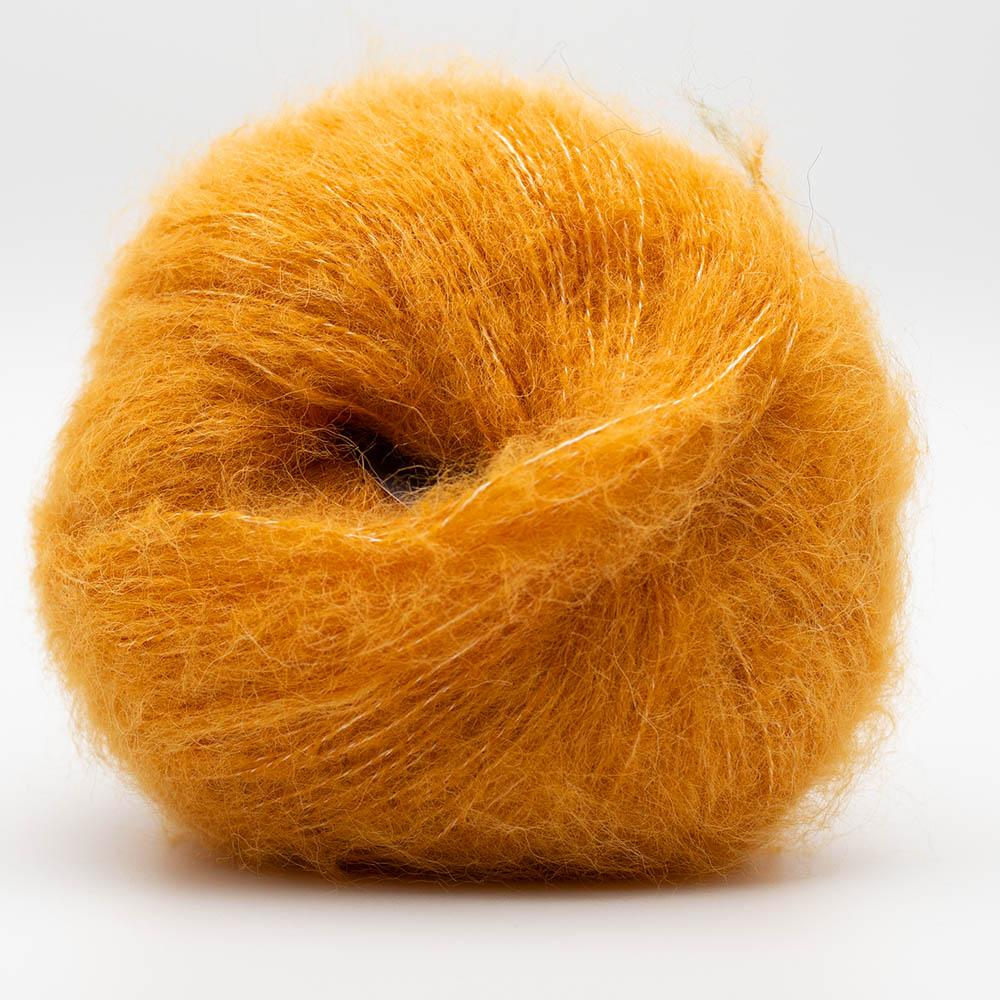 Kremke Soul Wool Baby Silk Fluffy Solid Gold