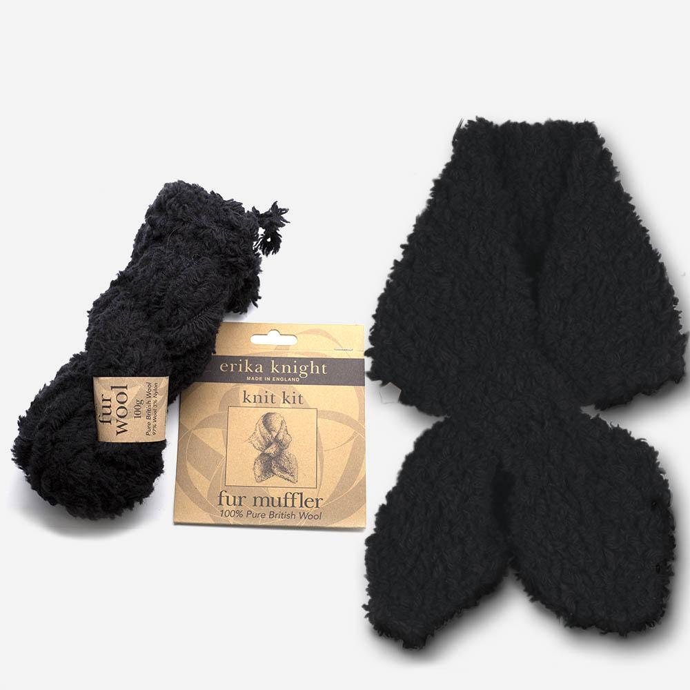 Erika Knight Kit Fur Muffler