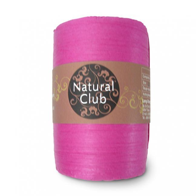 Kremke Naturbast aus Papier/Holzfaser pink
