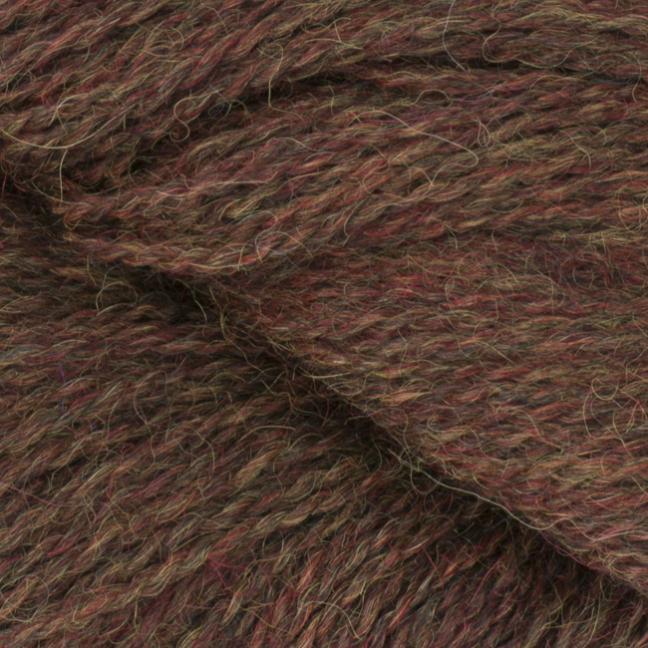 BC Garn Babyalpaca 10/2 Auslauffarben mittelbraun