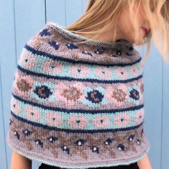 Erika Knight Gedruckte Anleitungen Vintage Wool