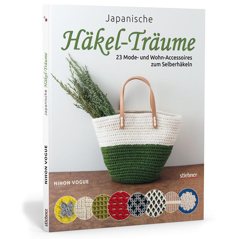 div. Buchverlage Japanische Häkel-Träume by Nihon Vogue