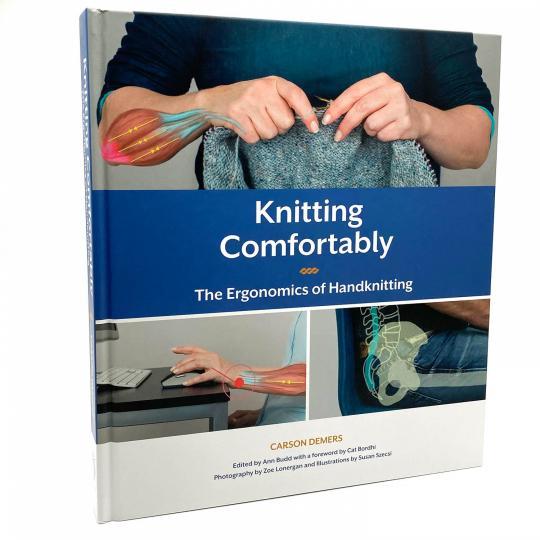 div. Buchverlage Knitting Comfortably The Ergonomics of Handknitting