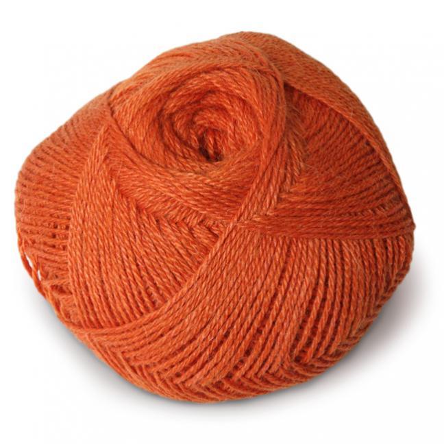 Kremke Alpaka 100 % superfine orange
