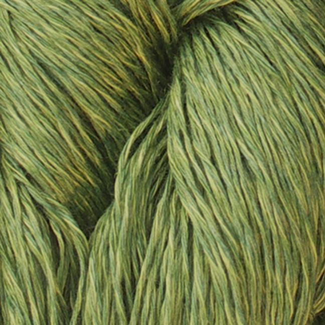 Karen Noe Design Linea Leinen (100g) grün
