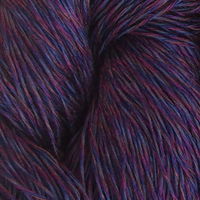 Karen Noe Design Linea Leinen (100g) lila