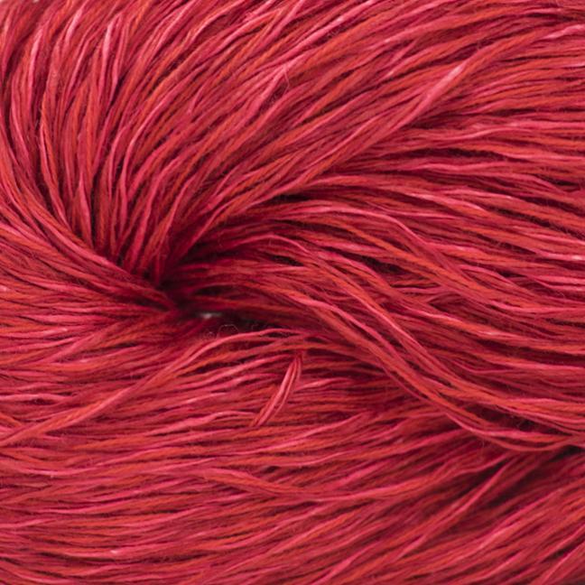 Karen Noe Design Linea Leinen (100g) rot