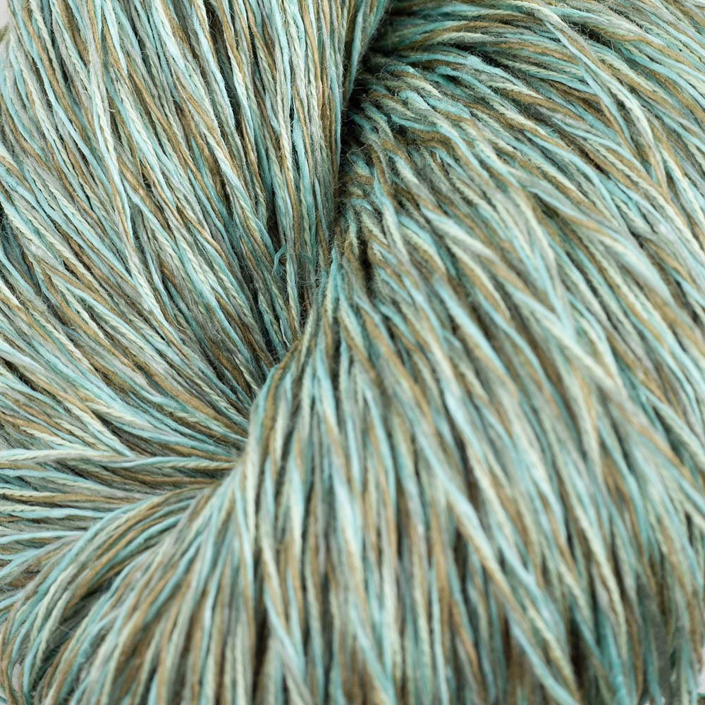 Karen Noe Design Linea Leinen (100g) Mint khaki