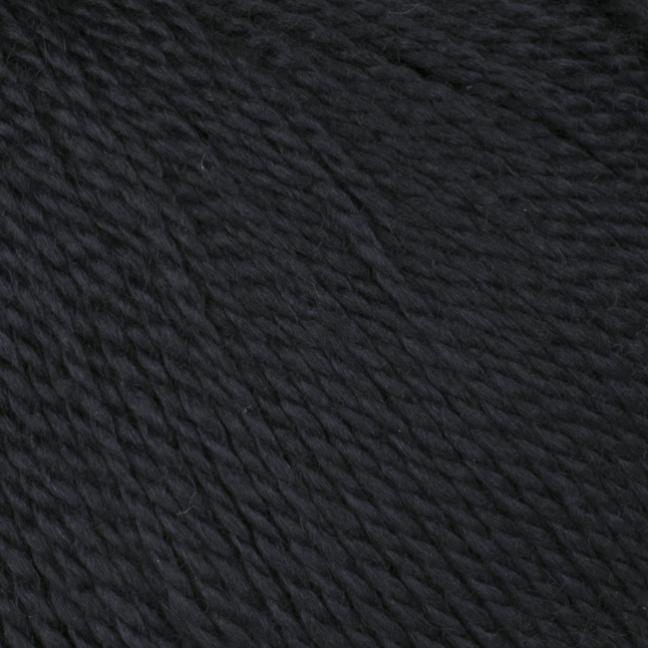 BC Garn Silkbloom Fino  schwarz