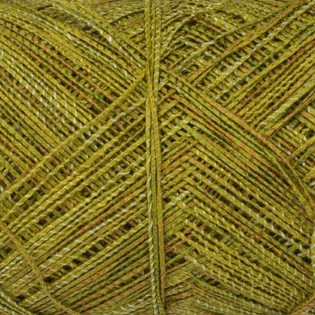 Karen Noe Design Japonica Cottoncore Silk Citrin