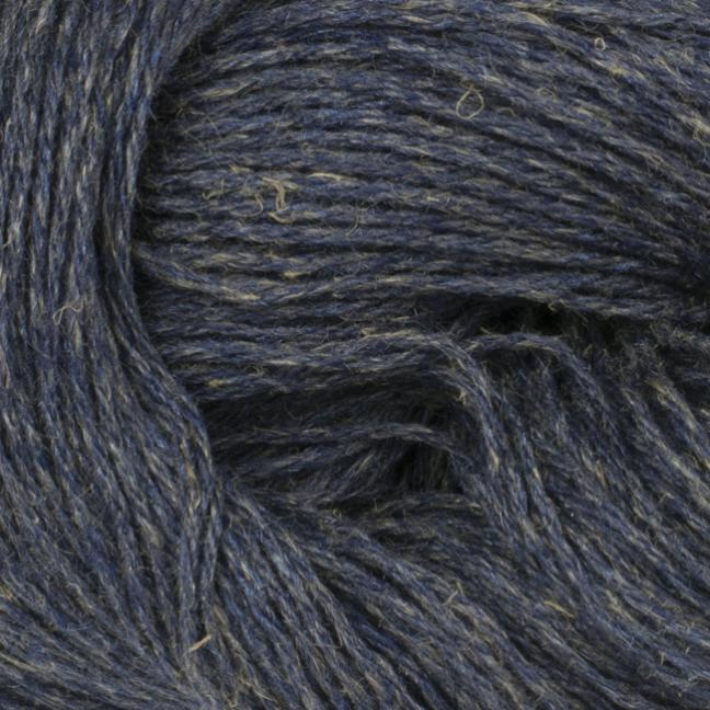 BC Garn Colori blau-beige-meliert