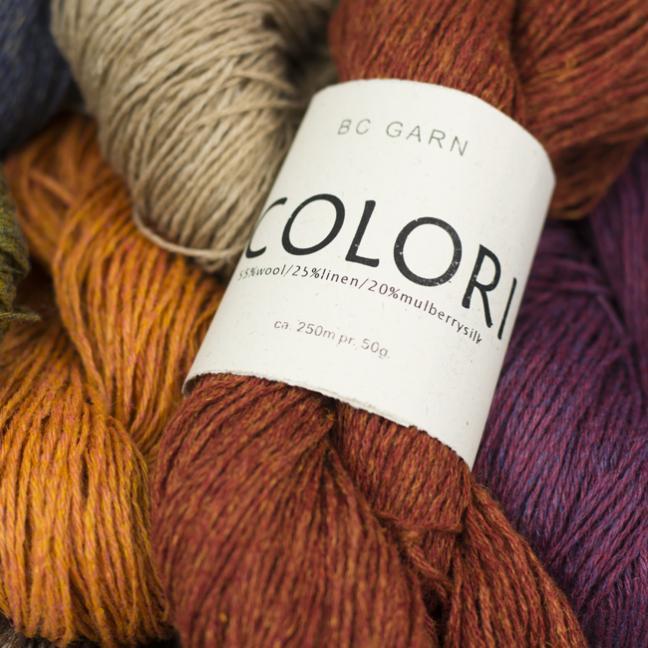 BC Garn Colori  lila