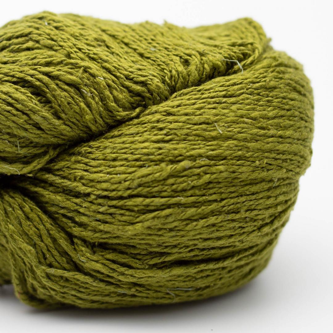 BC Garn Soft Silk (100g) oliv-grün