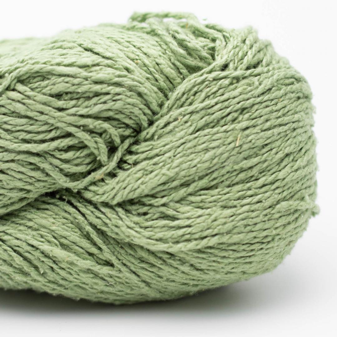 BC Garn Soft Silk (100g) lindgrün