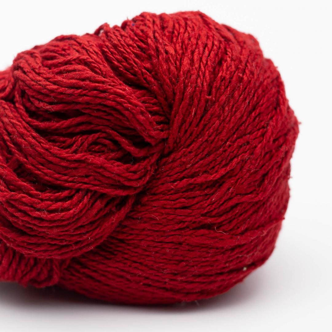 BC Garn Soft Silk (100g) dunklelrot