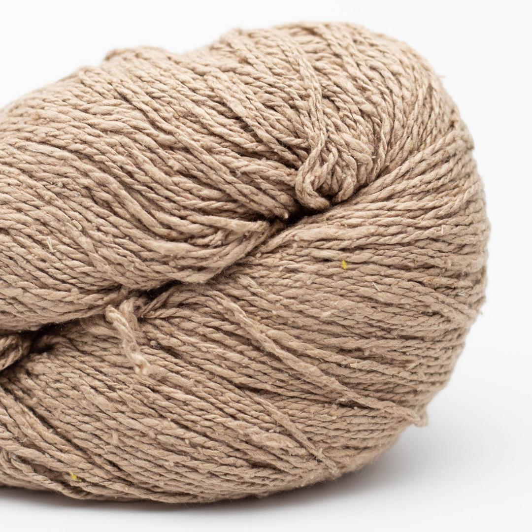 BC Garn Soft Silk (100g) creme-braun