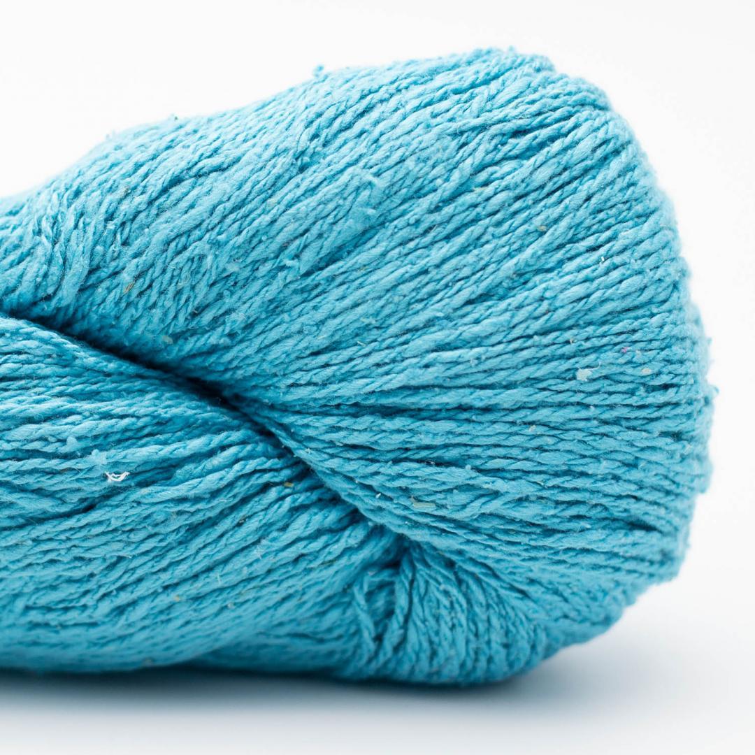 BC Garn Soft Silk (100g) türkis-blau