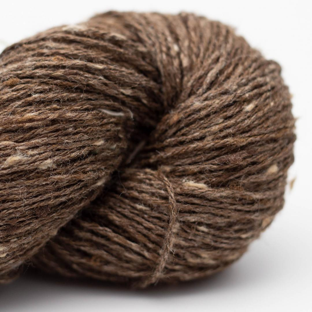 BC Garn Tussah Tweed brown-tweed-mix