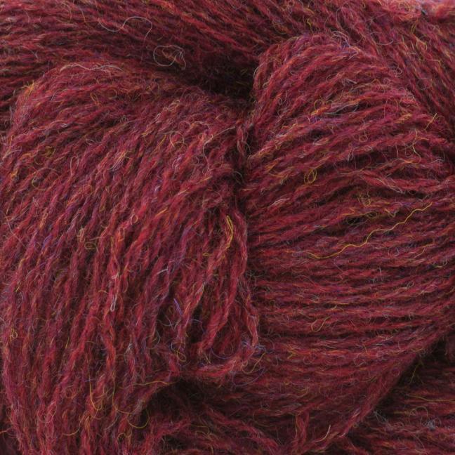 BC Garn Shetland Wool Kirsche