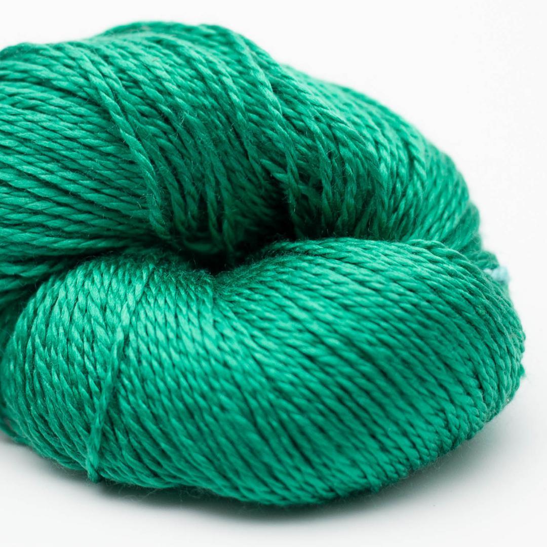 BC Garn Jaipur Silk Fino Laubfrosch