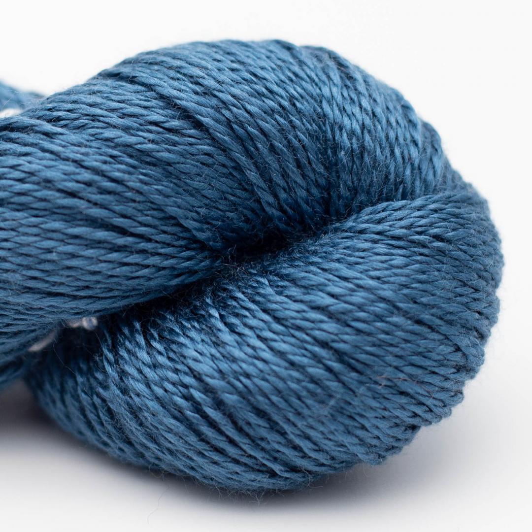 BC Garn Jaipur Silk Fino Jeansblau