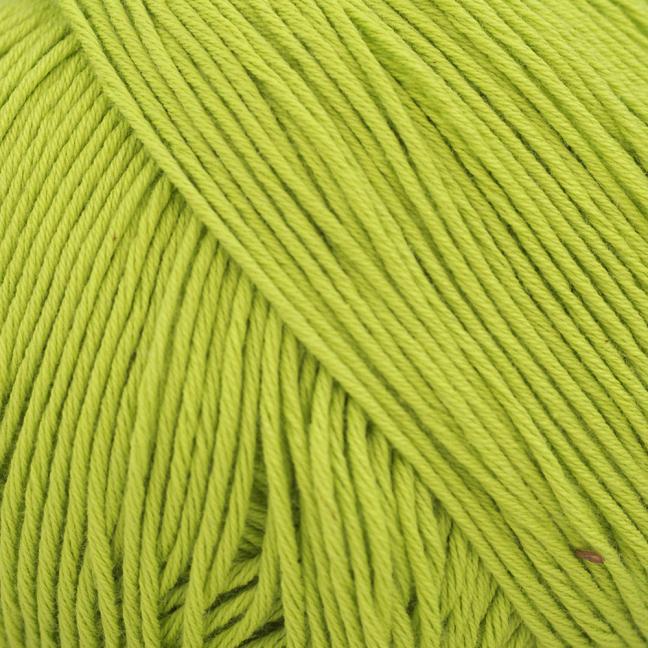 BC Garn Alba GOTS zertifiziert apfelgrün
