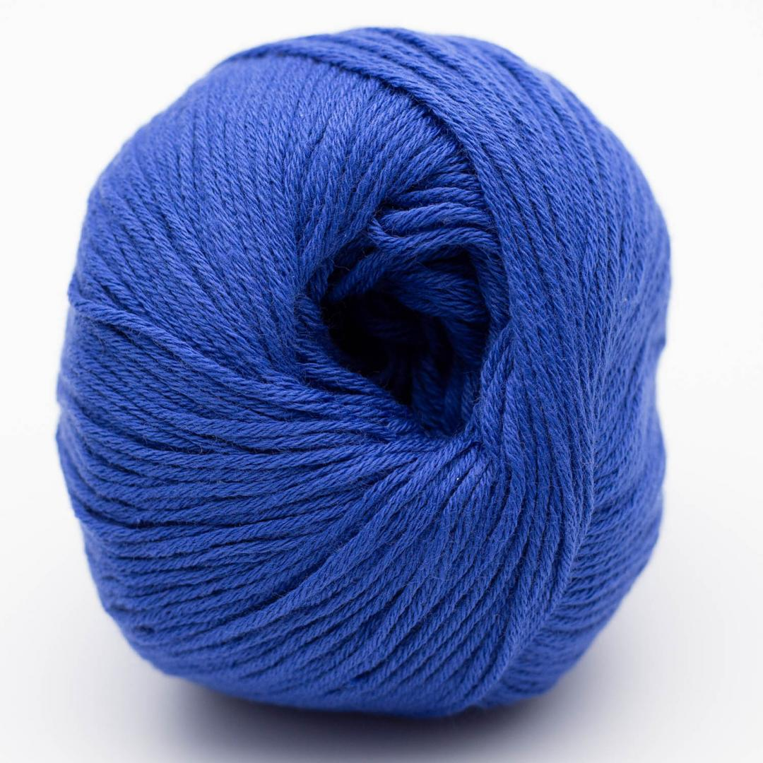 BC Garn Alba GOTS zertifiziert royal-blau