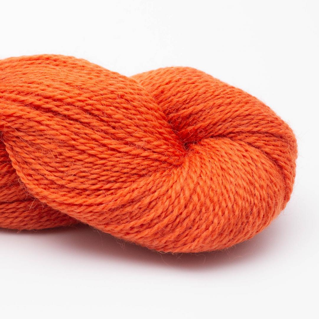 BC Garn Babyalpaca 10/2 leuchtend orange