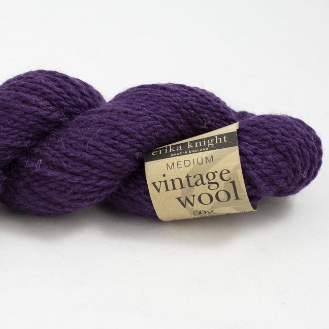 Erika Knight Vintage Wool  Mulberry