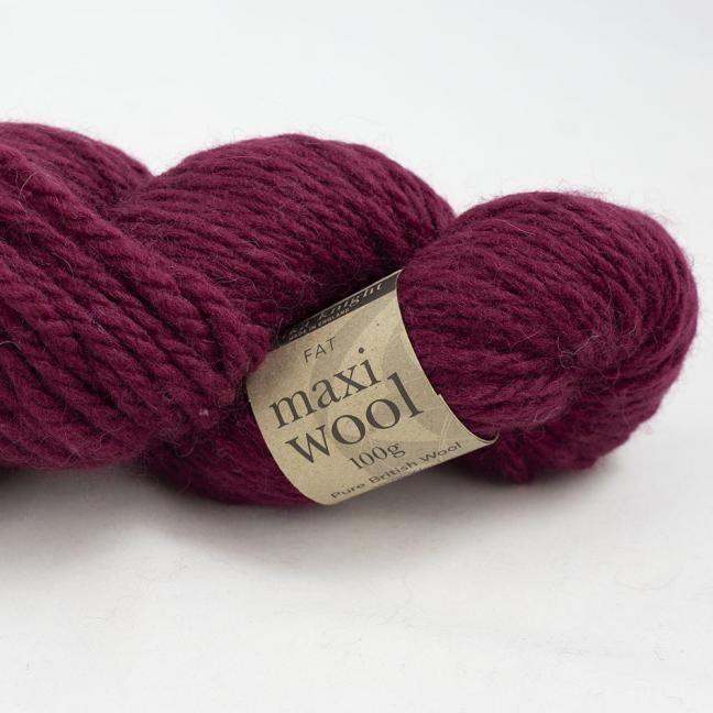Erika Knight Maxi Wool (100g) House Red