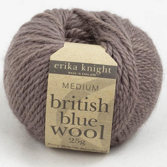 Erika Knight British Blue Wool (25g) Milk Chocolate
