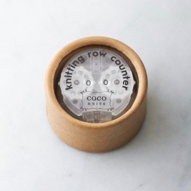 CocoKnits Row Counter Reihenzähler Reihenzähler