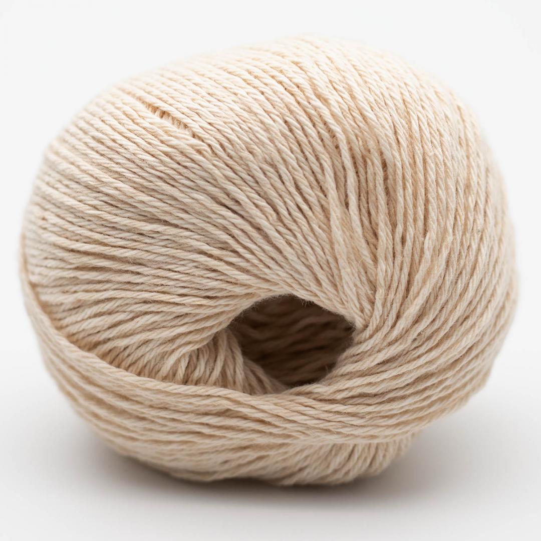 BC Garn Allino Leinen/Baumwolle beige