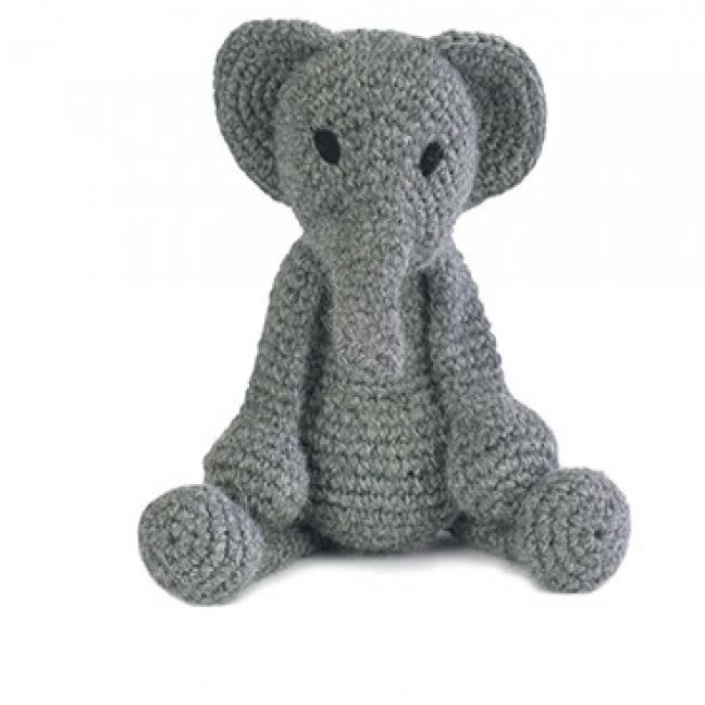 TOFT Edwards Menagerie Materialpakete Bridget Elephant